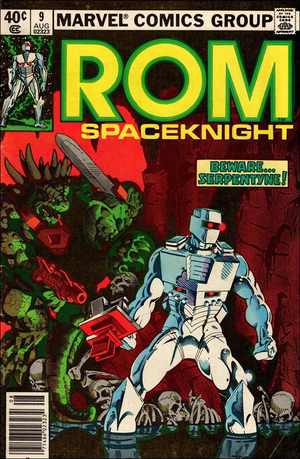 ROM (1979) 9-A by Marvel