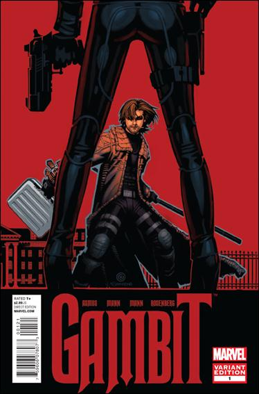 Gambit (2012) 1-B by Marvel
