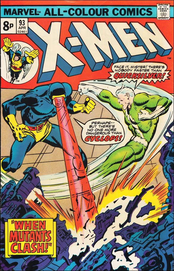 X-Men (1963) 93-B by Marvel
