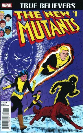 New Mutants (1983) 1-B