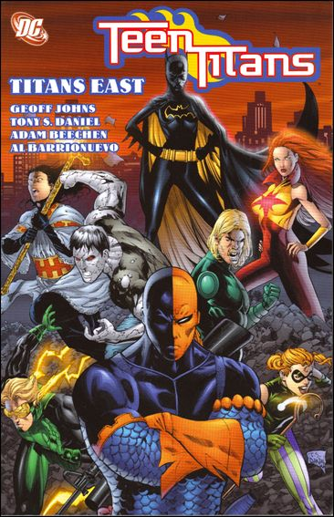 Teen Titans (2003) 7-A by DC