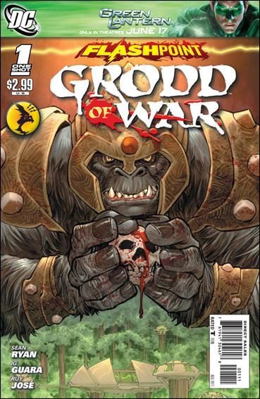 Flashpoint: Grodd of War 1-A by DC