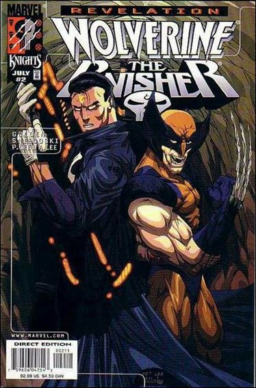Wolverine/Punisher Revelation 2-A by Marvel