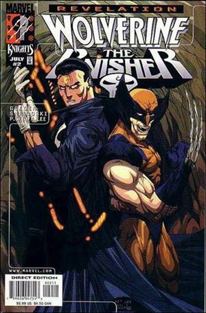 Wolverine/Punisher Revelation 2-A