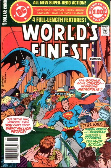 World's Finest Comics 259-A by DC