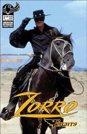 Zorro: Flights 1-C