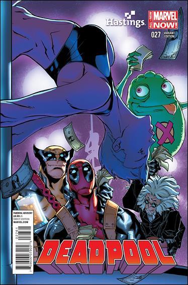 Deadpool (2013) 27-E by Marvel
