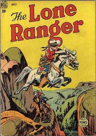 Lone Ranger (1948) 9-A