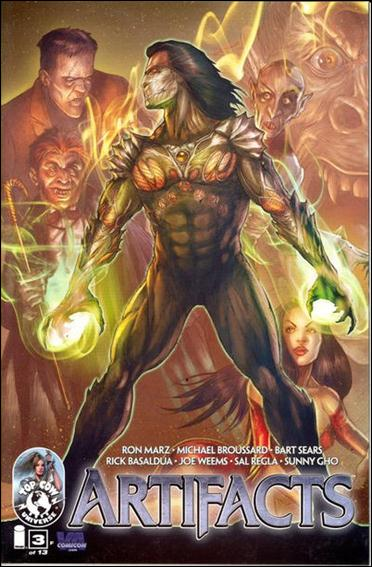 Artifacts (2010) 3-F by Top Cow