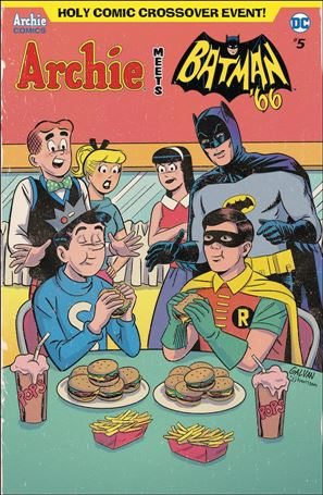 Archie Meets Batman '66 5-C