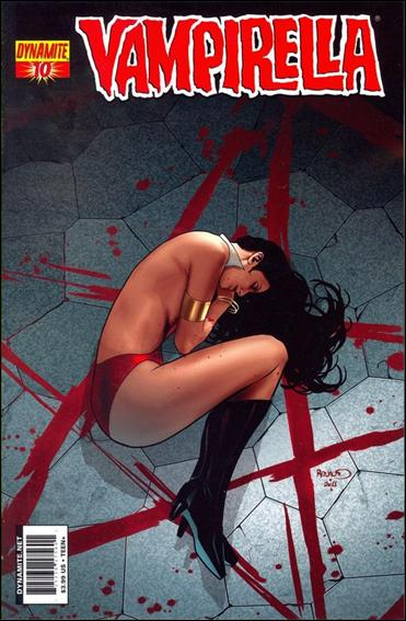 Vampirella (2010) 10-B by Dynamite Entertainment