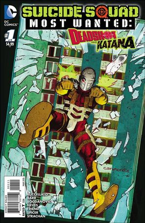 Suicide Squad Most Wanted: Deadshot and Katana 1-A