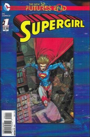 Supergirl: Futures End 1-A