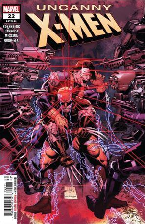 Uncanny X-Men (2019) 22-A