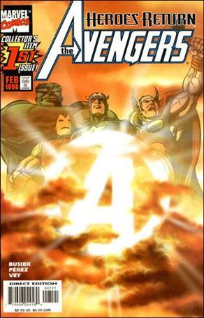 Avengers (1998) 1-B