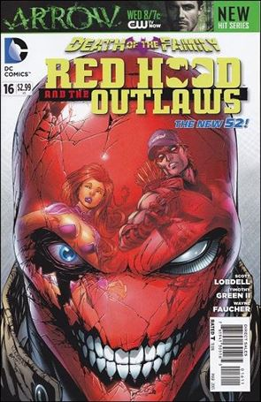 Red Hood and the Outlaws  16-A