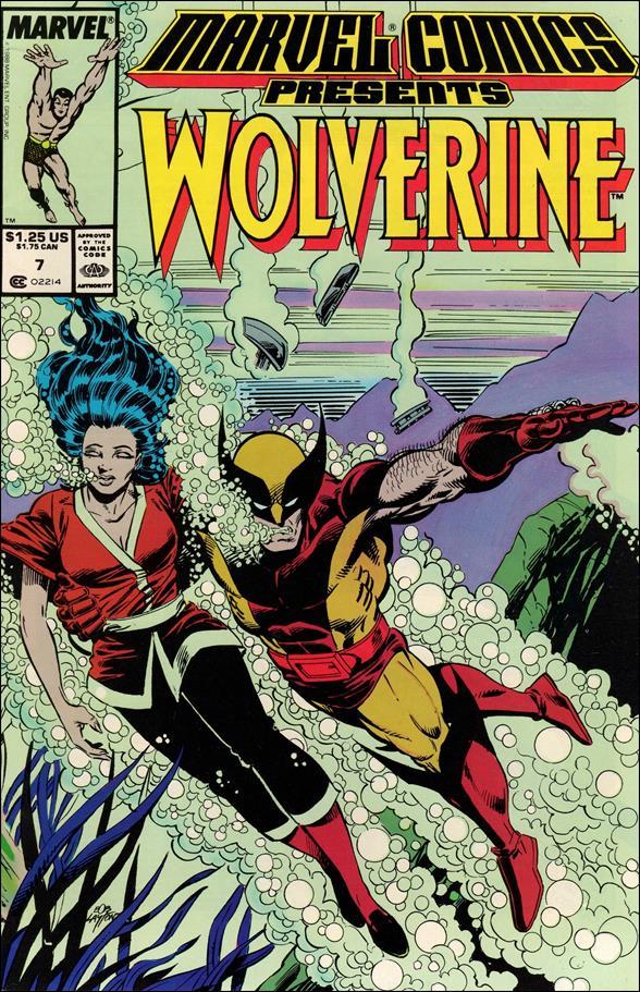 Marvel Comics Presents (1988) 7-A by Marvel