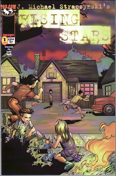Rising Stars 1-D by Top Cow