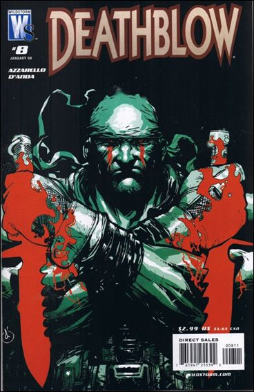 Deathblow (2006) 8-A by WildStorm