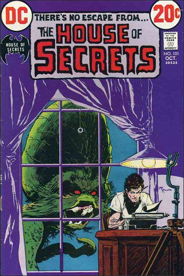 House of Secrets (1956) 101-A by DC