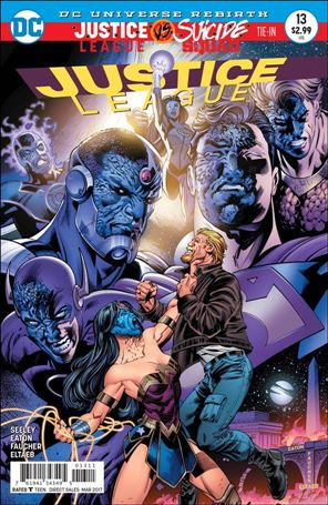Justice League (2016) 13-A