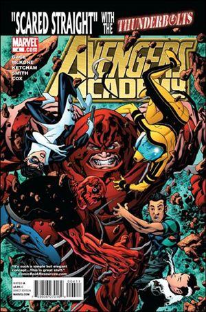 Avengers Academy 4-A