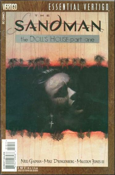 Essential Vertigo: The Sandman 10-A by Vertigo