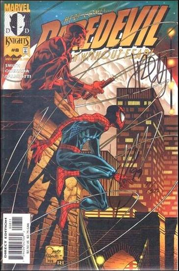 Daredevil (1998) 8-B by Marvel