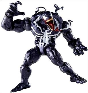 Marvel Legends Series: Venom (Monster Venom Series) Monster Venom (Loose)