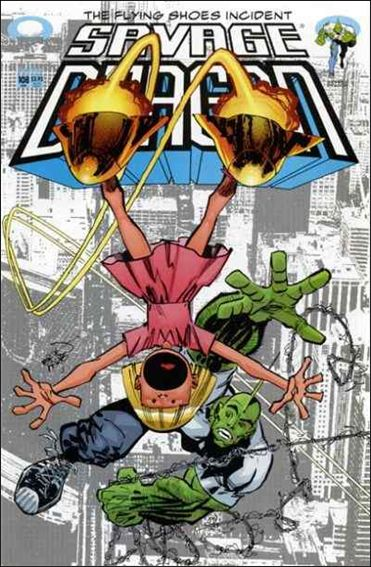 Savage Dragon (1993) 108-A by Image