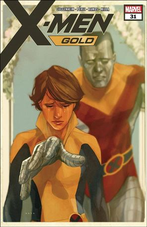 X-Men: Gold 31-A
