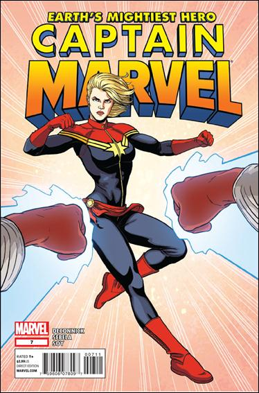 Captain Marvel (2012) 7-A by Marvel