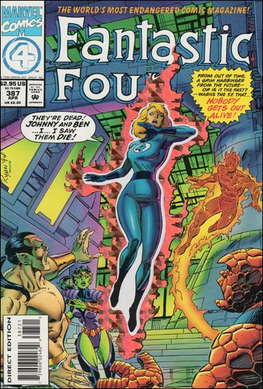 Fantastic Four (1961) 387-B by Marvel
