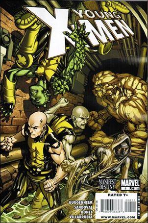 Young X-Men 8-A