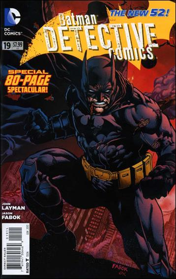 Detective Comics (2011) 19-A by DC