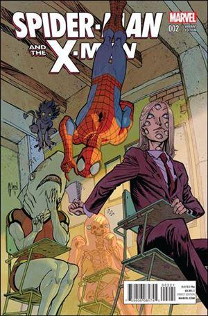 Spider-Man & the X-Men 2-B