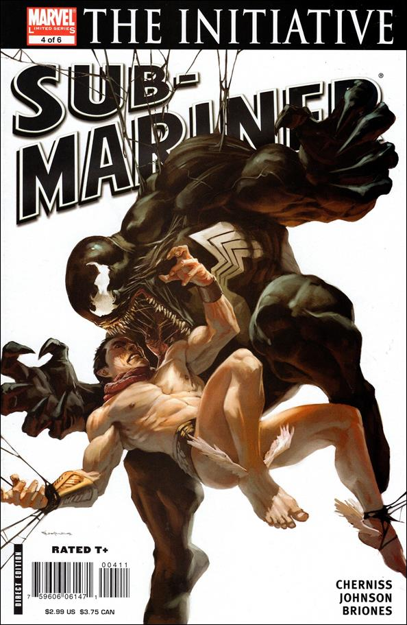 Sub-Mariner (2007) 4-A by Marvel