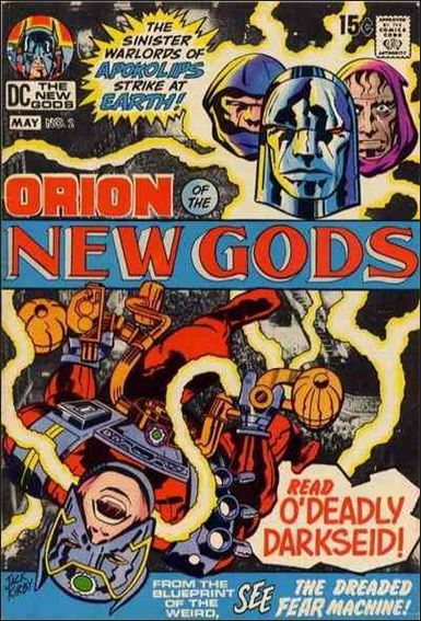 New Gods (1971) 2-A by DC