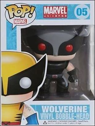 POP! Marvel Wolverine (X-Force Costume)