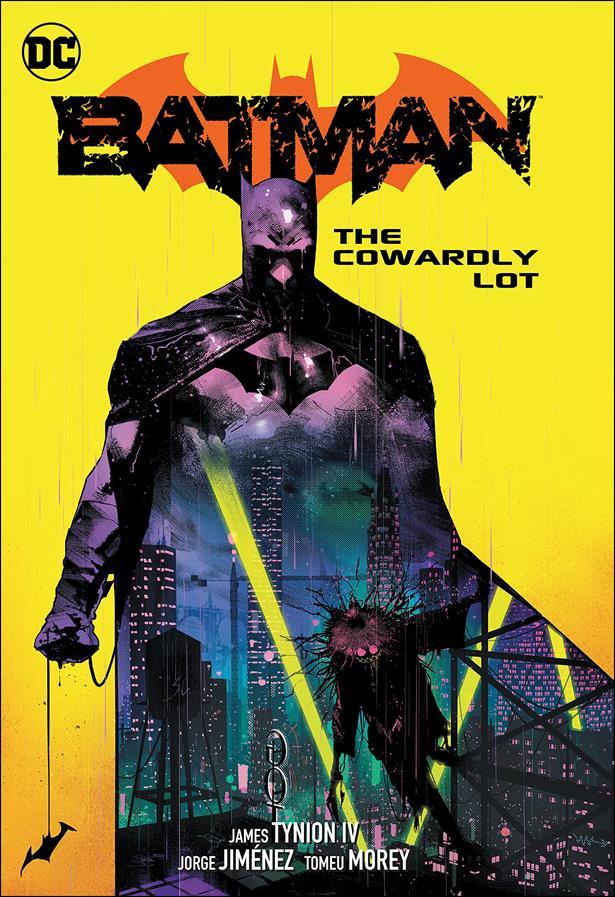 Batman (2020/10) 4-A by DC