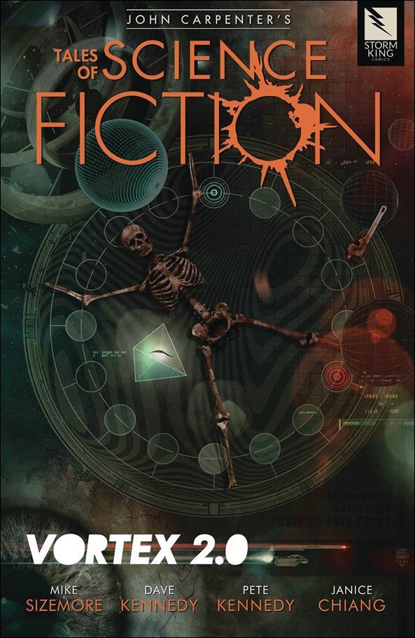 John Carpenter's Tales of Science Fiction: Vortex 2-A by Storm King Comics