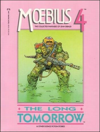 Epic Graphic Novel: Moebius 4-A by Epic