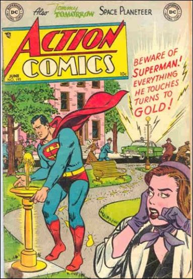 Action Comics (1938) 193-A by DC