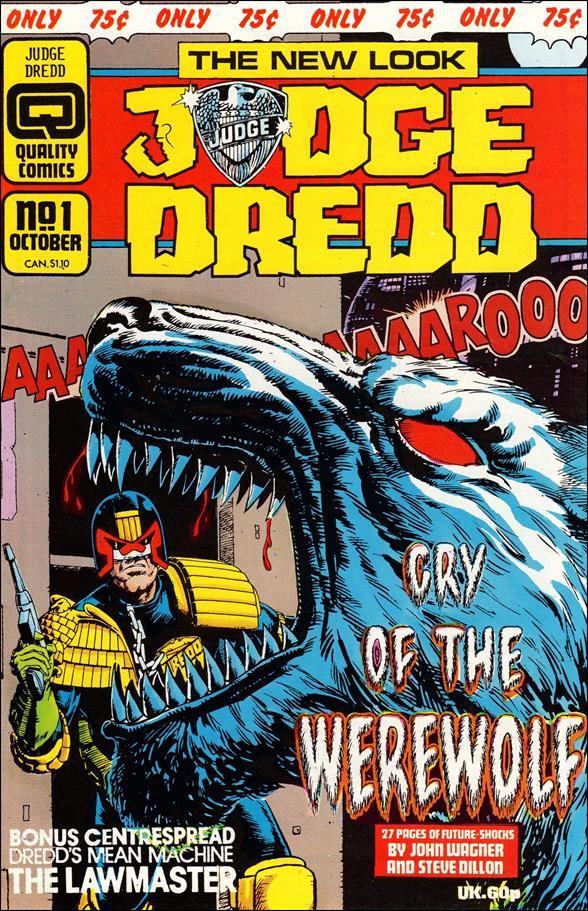 Judge Dredd (1986) 1-A by Quality Comics