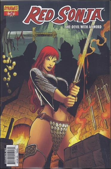 Red Sonja (2005) 57-B by Dynamite Entertainment