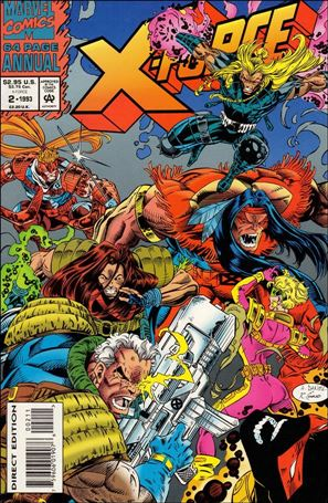 X-Force Annual 2-A
