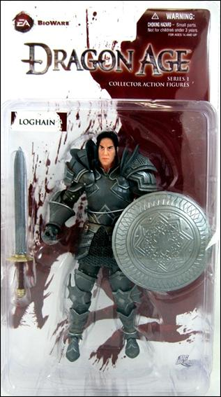 Dragon Age (Series 1) Loghain by DC Direct. Item Bio