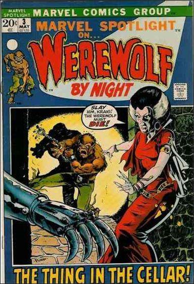 Marvel Spotlight (1971) 3-A by Marvel