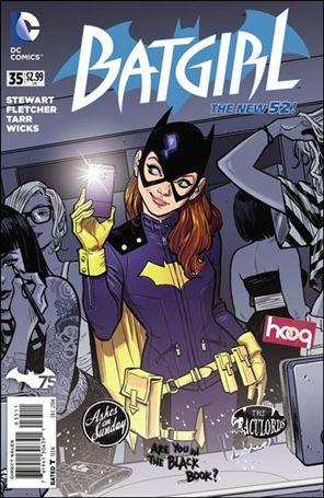 Batgirl (2011) 35-A