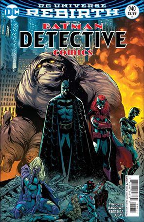 Detective Comics (1937) 940-A